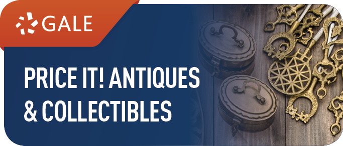 Price It! Antiques & Collectibles