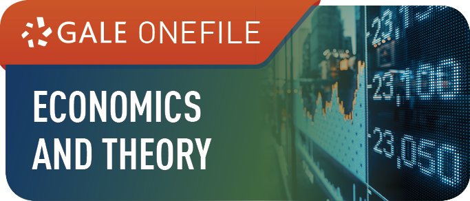 Gale OneFile: Economics and Theory icon