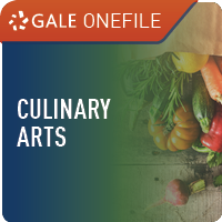 Culinary Arts (Gale OneFile) Web Icon