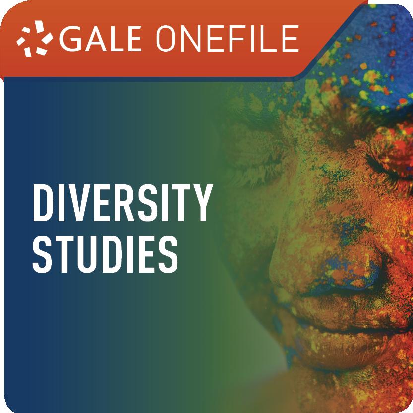 Diversity Studies (Gale OneFile) Web Icon