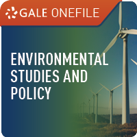 Environmental Studies and Policy (Gale OneFile) Web Icon