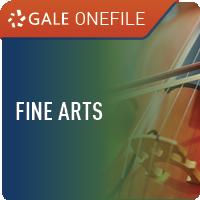 Fine Arts (Gale OneFile) Web Icon