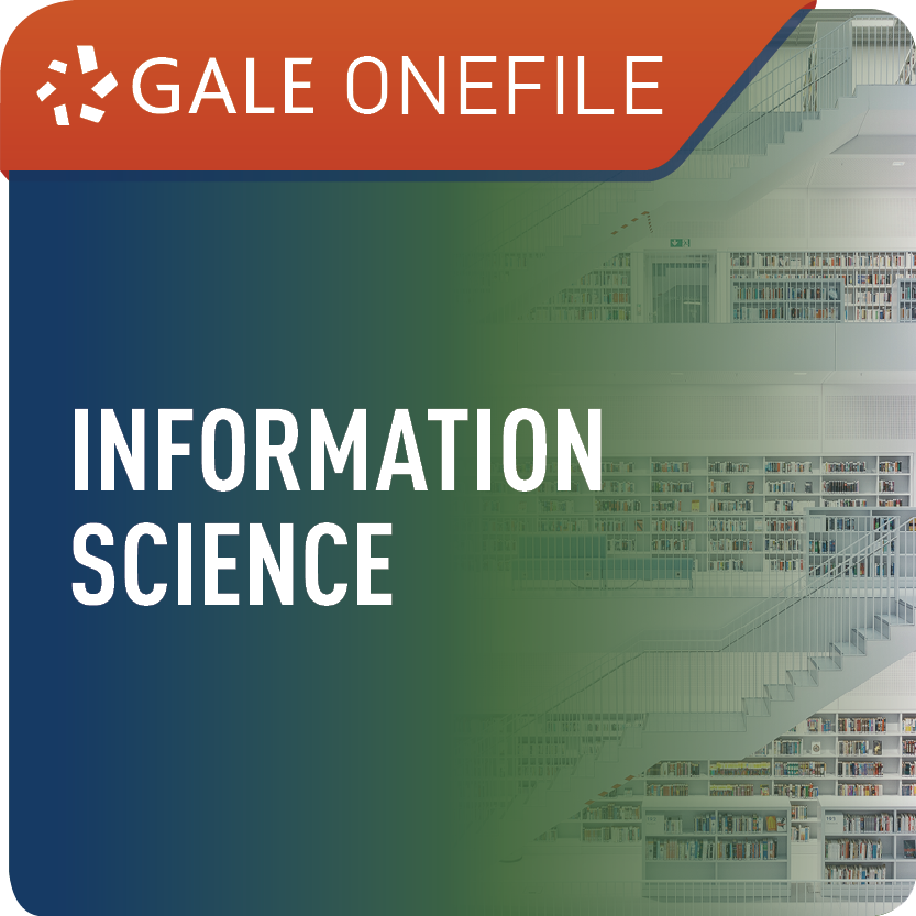 Information Science (Gale OneFile) Web Icon