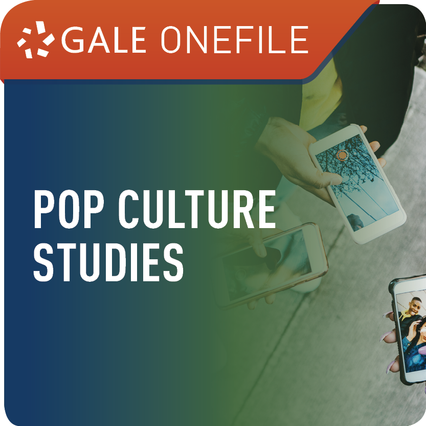 Pop Culture Studies (Gale OneFile) Web Icon