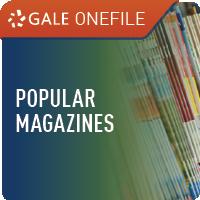 Popular Magazines (Gale OneFile) Web Icon