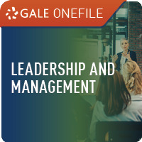 Leadership and Management (Gale OneFile) Web Icon