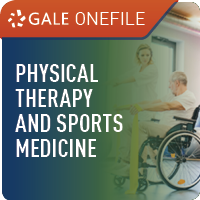 Physical Therapy and Sports Medicine (Gale OneFile) Web Icon