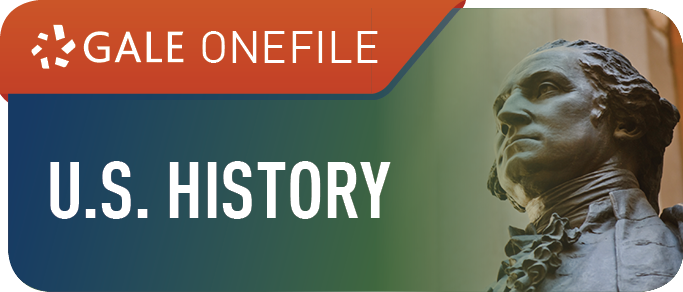 Gale OneFile: U.S. History