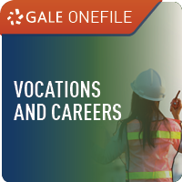 Vocations and Careers (Gale OneFile) Web Icon