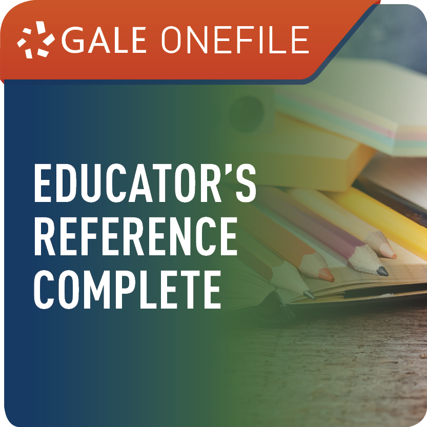 Educators Reference Complete (Gale OneFile) Web Icon