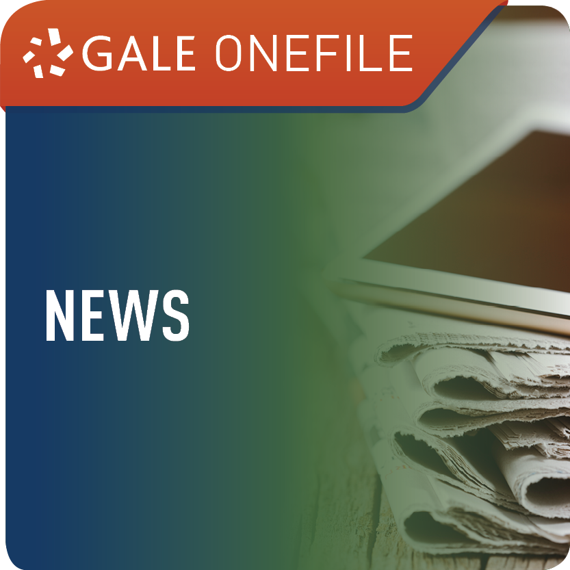 News (Gale OneFile) Web Icon