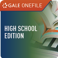High School Edition (Gale OneFile) Web Icon