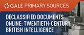 Declassified Documents Online: Twentieth-Century British Intelligence Web Icon
