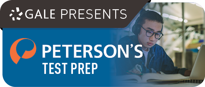 Peterson's Test Prep Logo
