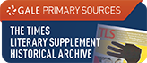 Times Literary Supplement Historical Archive, 1902-2012