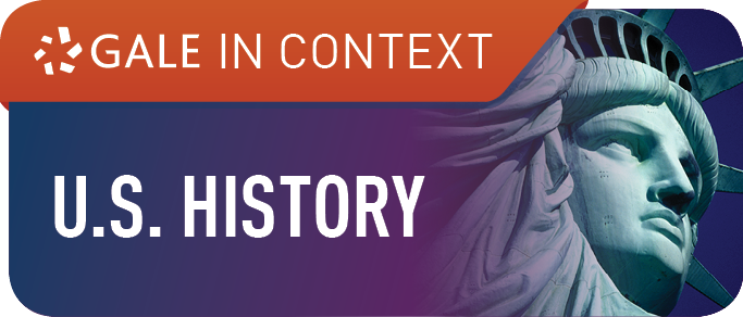 Gale In Context: U.S. History Icon