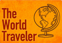 The World Traveler Icon